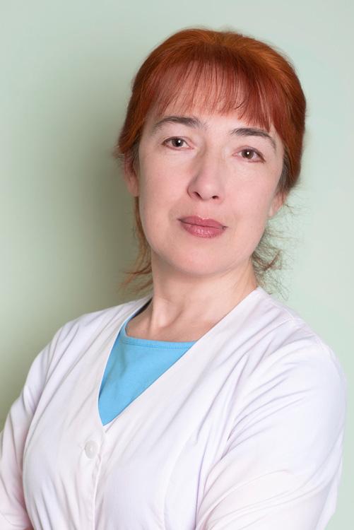 Иванова Анна Борисовна